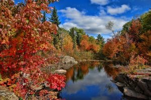 Canada automne