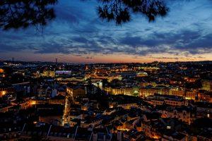 Lisbonne nouvel an
