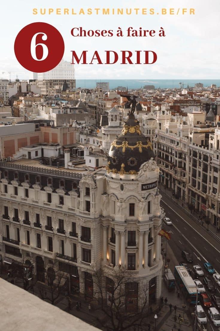 Top 6 Madrid