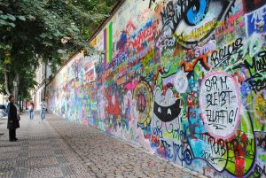 Mur John Lennon