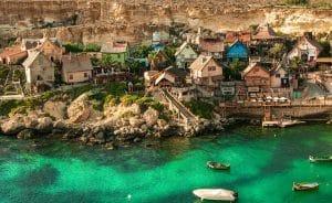Village de Popeye Malte