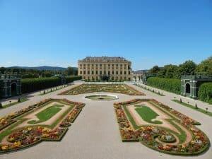 Schonnbrunn Vienne