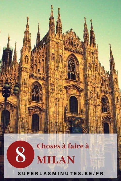 TOP 8 Milan