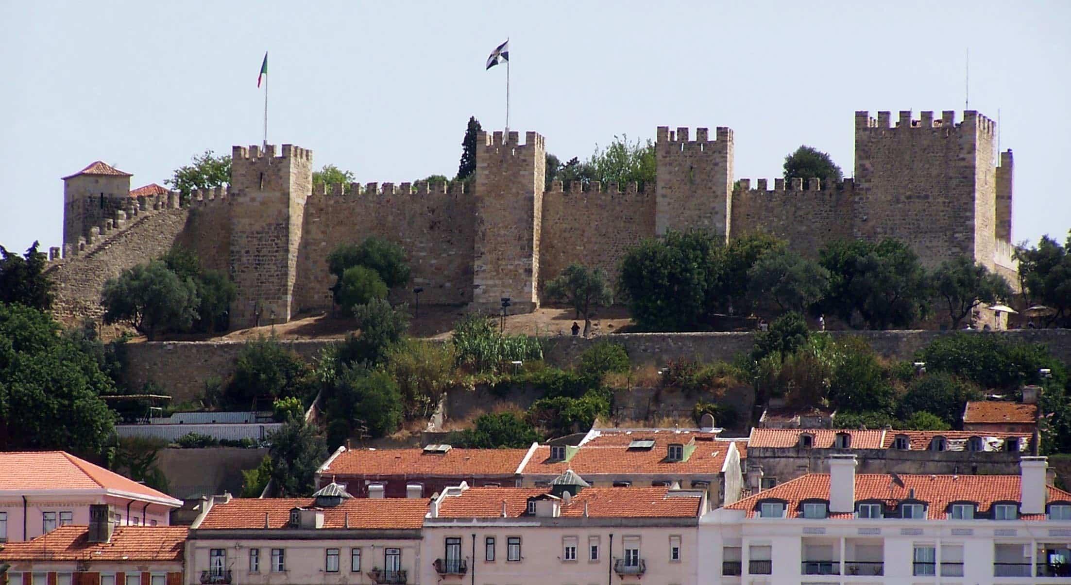château Lisbonne
