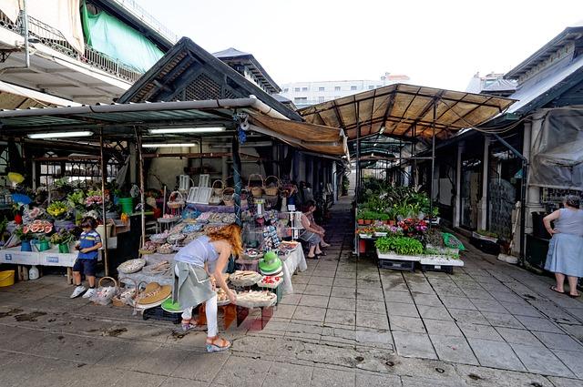 marché porto