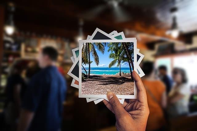 photo vacances