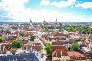vieille ville Tallinn
