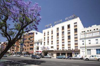 Hotel Virgen de los Reyes Sevilla Spanje