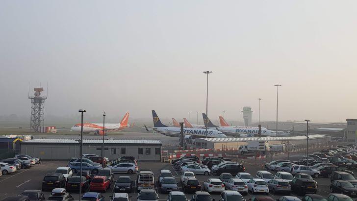 Parkeren op de luchthaven van Brussel Parkeren op Zaventem