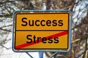 Succes en geen Stress