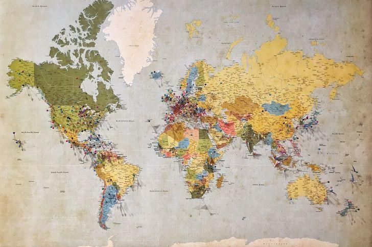 Verken de wereld
