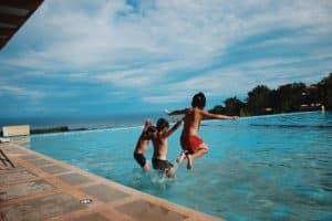 kinderen vakantie
