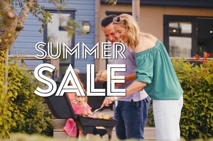 summer sales eurocamp